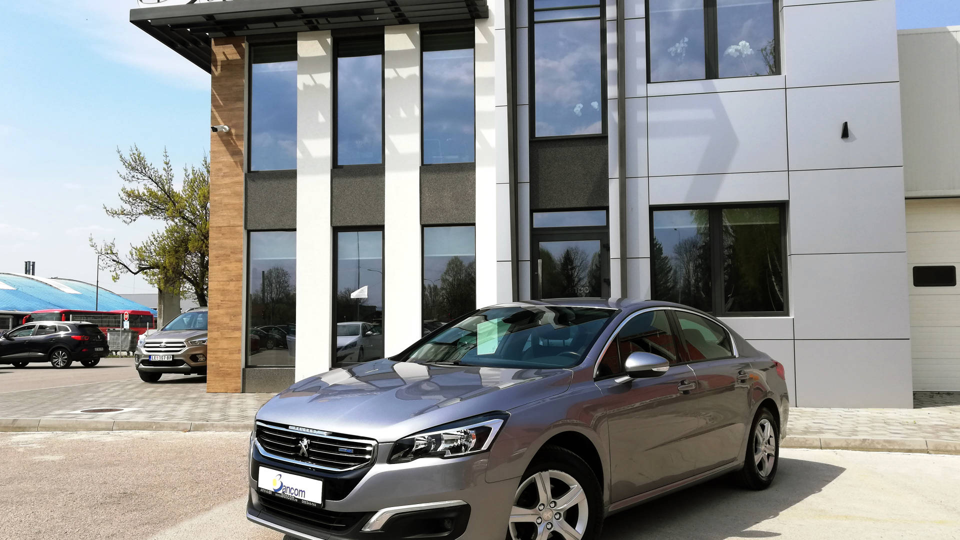 Fotografija za 2057 Peugeot 508 1.6BlueHDI Business