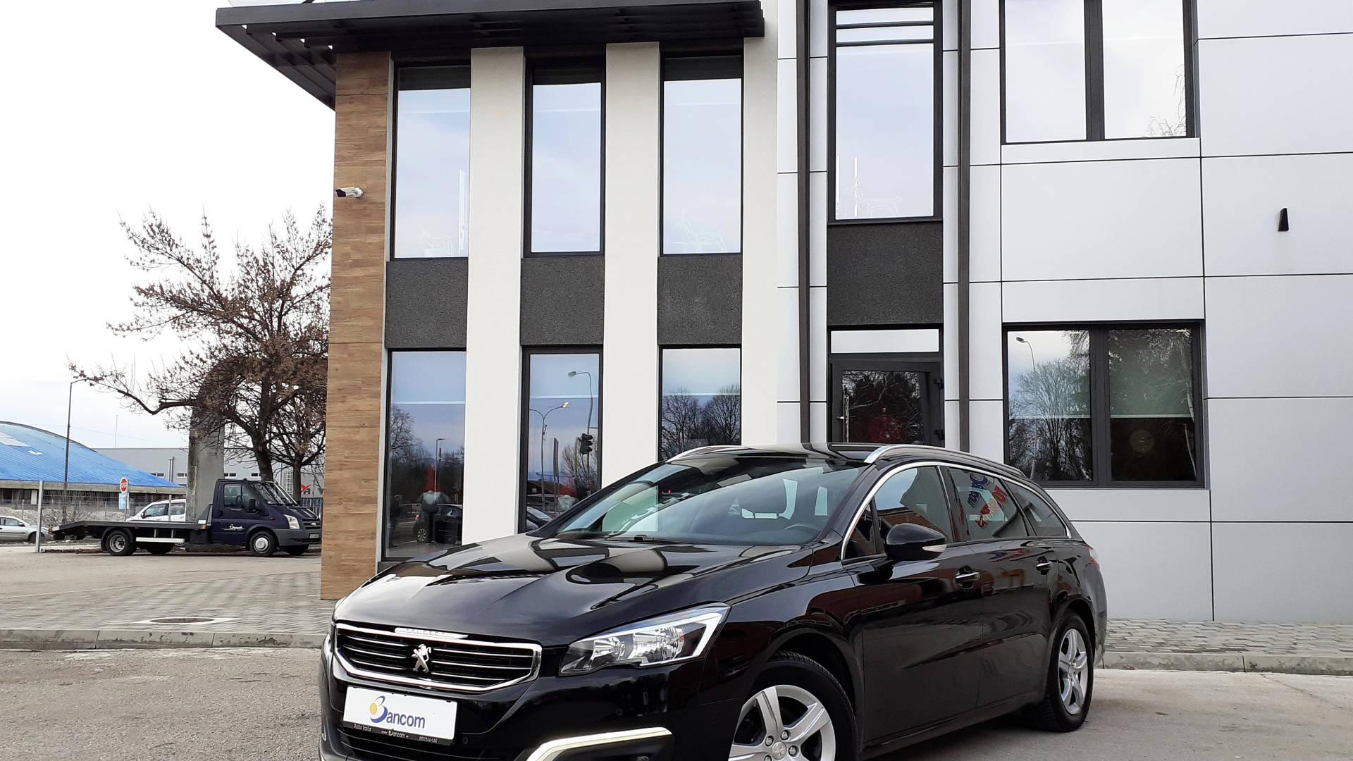 Fotografija za 2173 Peugeot 508 1.6BlueHDI Business