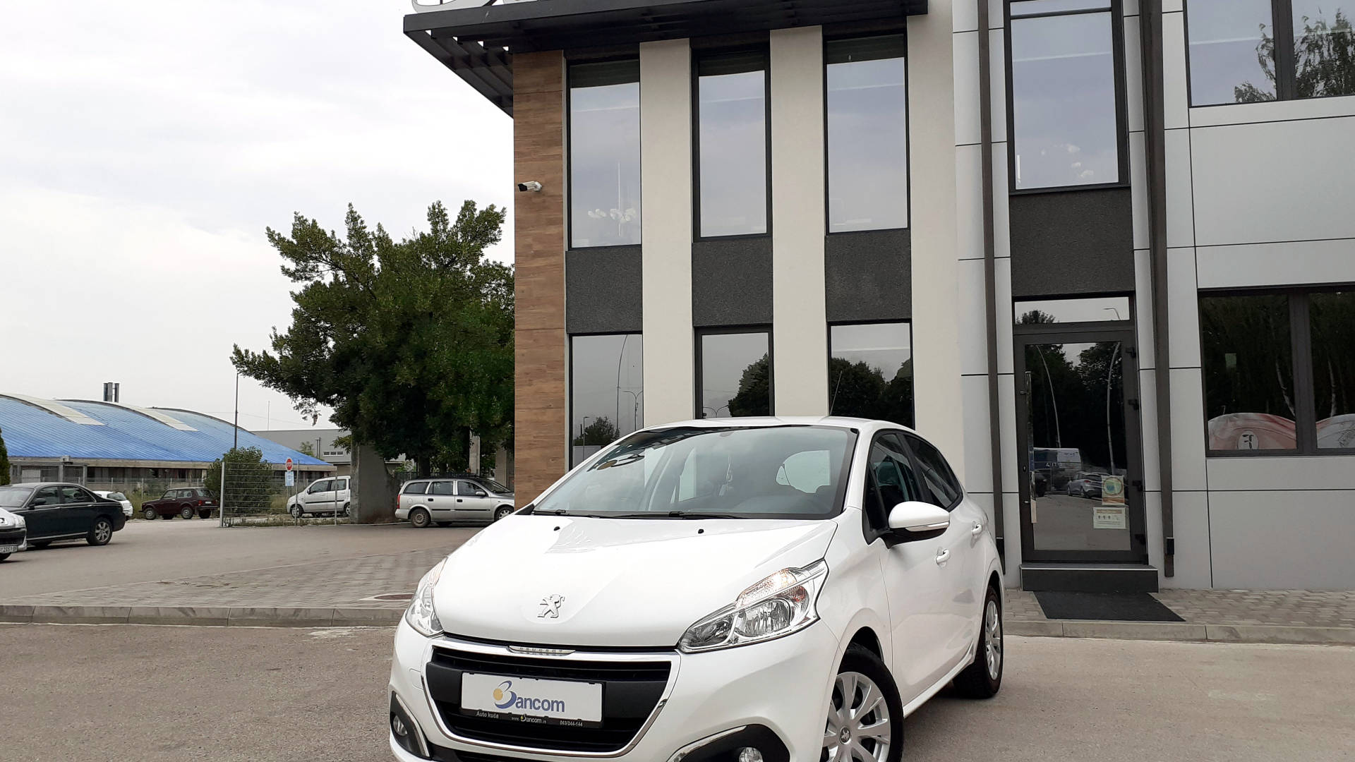Fotografija za 2263 Peugeot 208 1.6BlueHDI