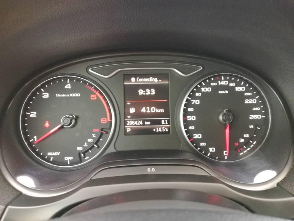 Fotografija za 2047 Audi A3 1.6TDI Sportback automatik