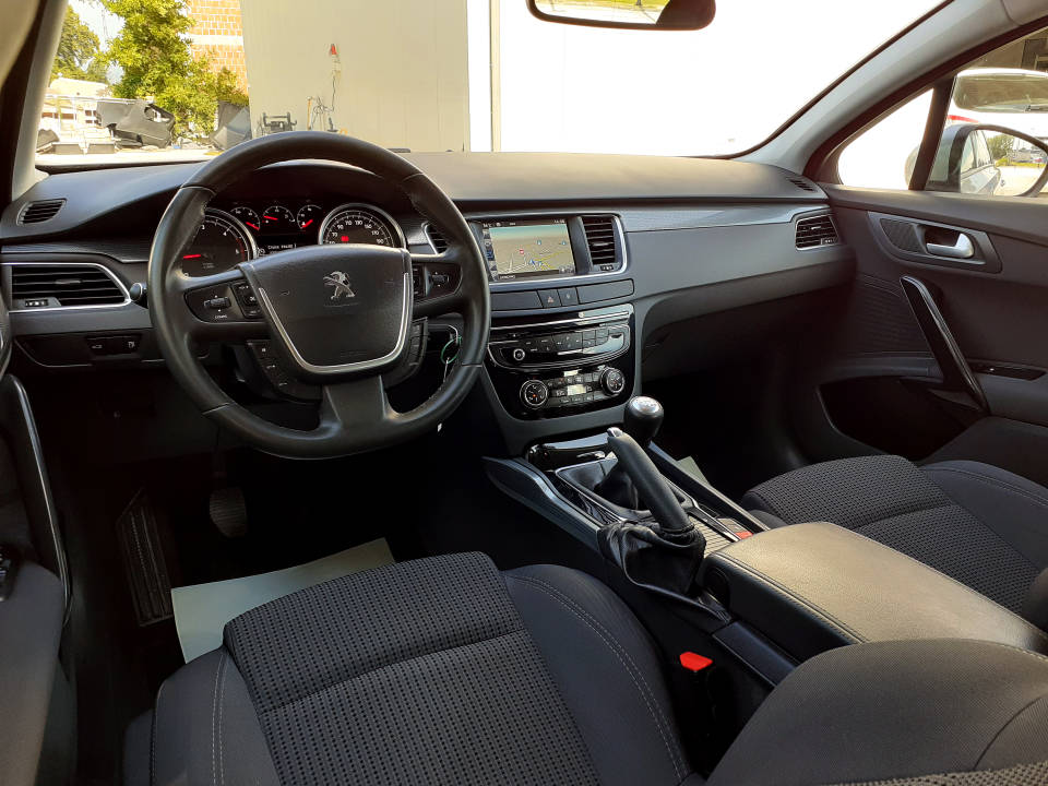 Fotografija za 2105 Peugeot 508 1.6BlueHDI Business