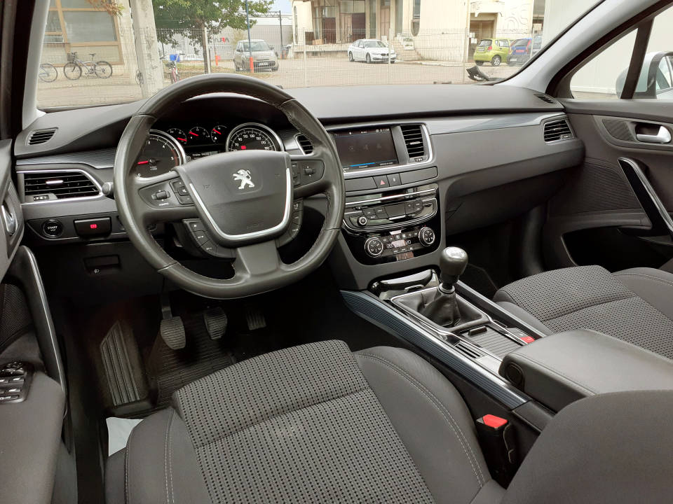 Fotografija za 2123 Peugeot 508 1.6BlueHDI Panorama