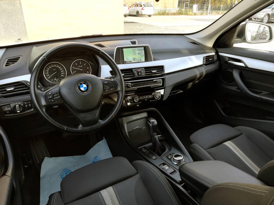 Fotografija za 2101 BMW X1 2.0d X-drive